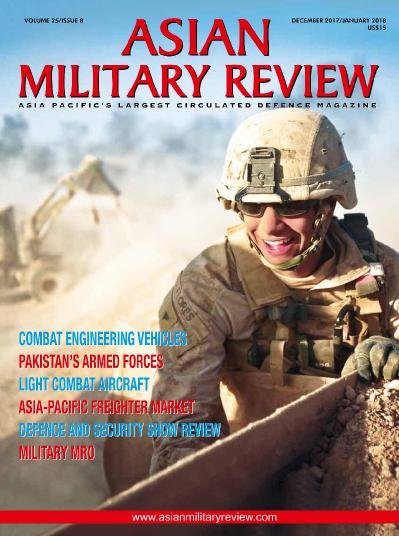 Asian Military Review  December (2017)