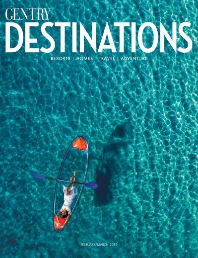 Gentry Destinations   February March (2019)