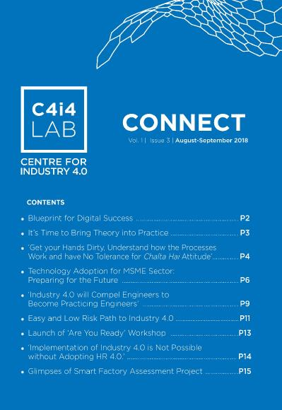 C4i4 Connect   September 07 (2018)