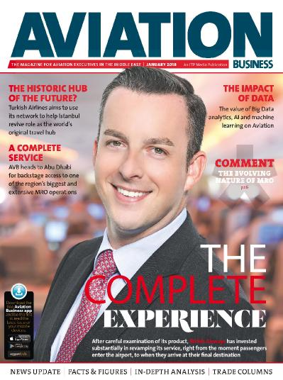 Aviation Business  January (2018)