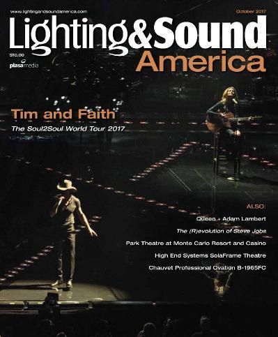 Lighting & & Sound America  October (2017)