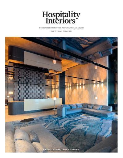 Hospitality Interiors   January February (2018)