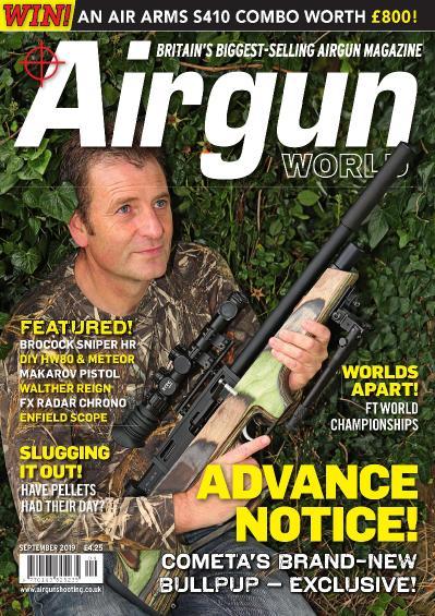 Airgun World  September (2019)