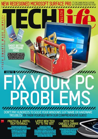 TechLife Australia  Issue 67  September (2017)