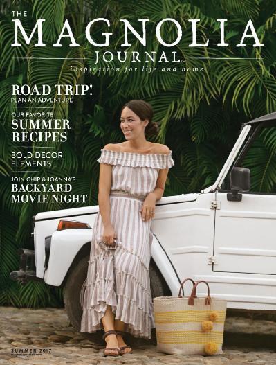 The Magnolia Journal  Summer (2017)