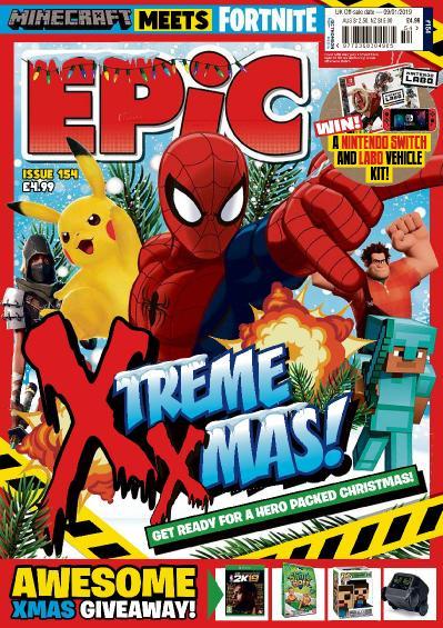 Epic Magazine  December (2018)