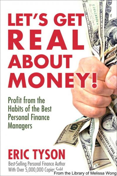 Let ' s Get Real About Money !