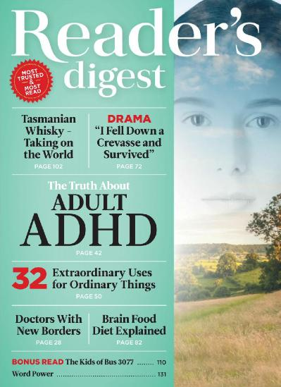 Reader s Digest Australia & & New Zealand  September (2017)