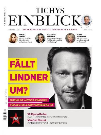 Tichys Einblick  November (2017)