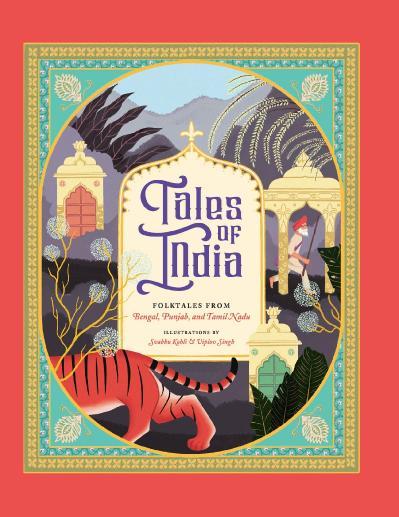 Tales of India   Folk Tales from Bengal Punjab and Tamil Nadu