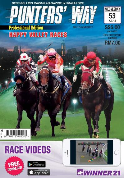 Punters ' Way   March 05 (2018)