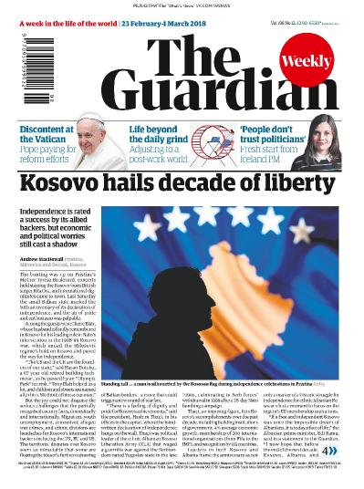 The Guardian Weekly   23 02 (2018)