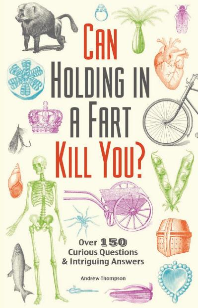 Can Holding in a Fart Kill You Over 150 Curious Questions and Intriguing Answers