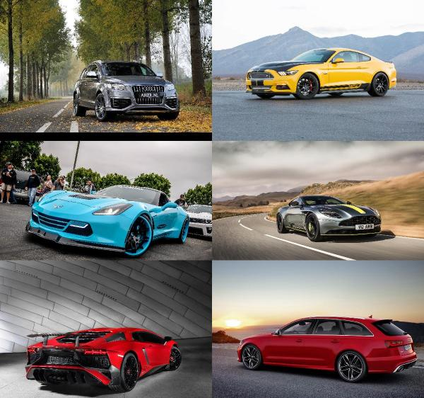 Stunning Car Wallpapers {pack 95}