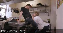 Blanche Bradburry, Ally Breelsen (Hell Kitchen 1   Sex, Kitchen Ep.1 )