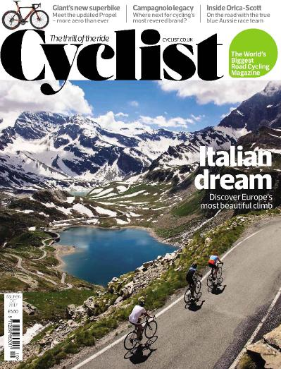 Cyclist UK  Issue 66  October (2017)