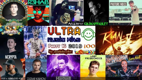 Сборник клипов - Ultra Music Hits. Часть 16. [100 Music videos] (2019) WEBRip 720p, 1080p скачать торрентом