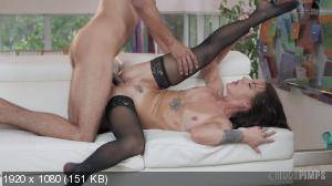 Evelin Stone - Evelin Stone Knows How To Get That Cocks Cum [1080p]