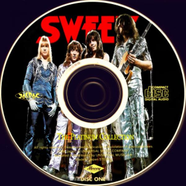 Sweet The Platinum Collection (2019)
