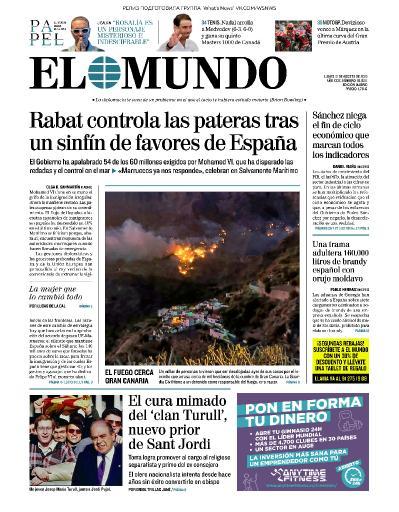 El Mundo   12 08 (2019)