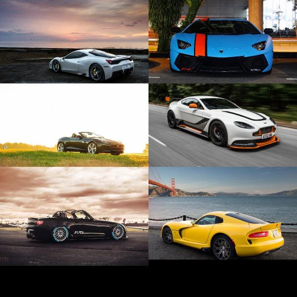 Stunning Car Wallpapers {Pack 95} (20)