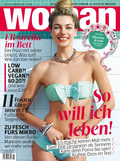 Woman Germany  3 August (2017)