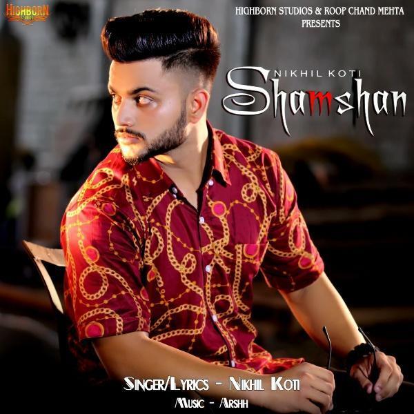 Shamshan (Punjabi Song) Nikhil Koti