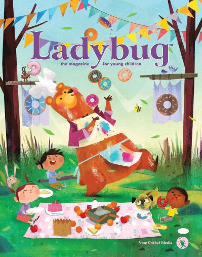 Ladybug   April (2018)