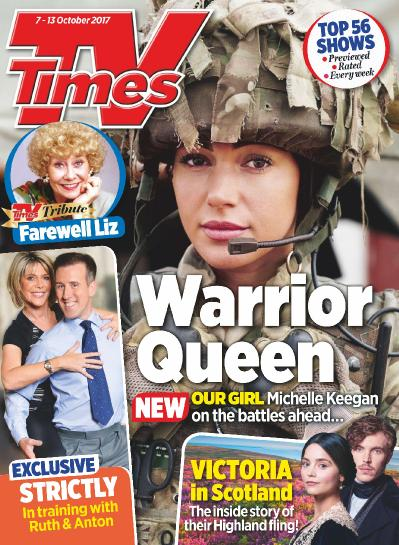 TV Times  07 October (2017)