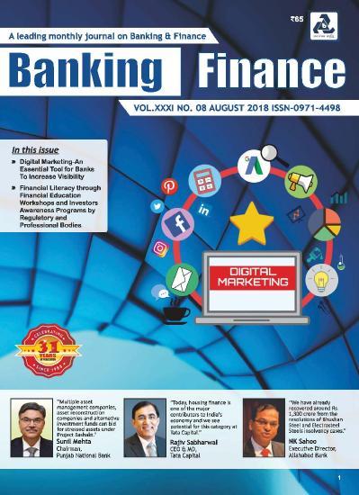 Banking Finance   August (2018)