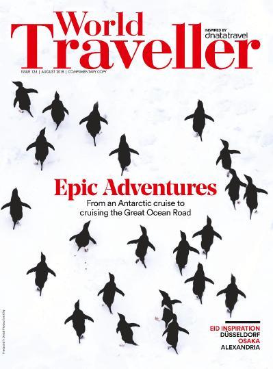 World Traveller   August (2018)