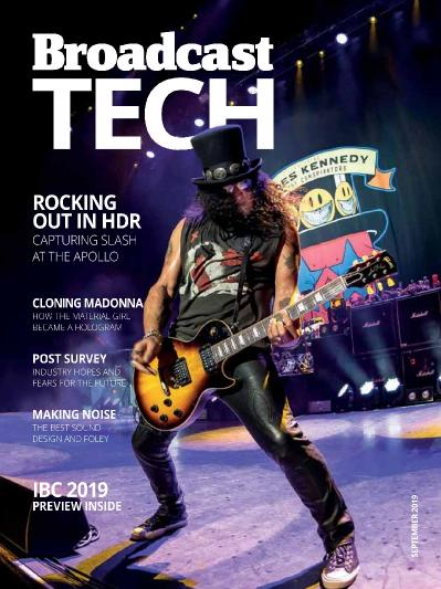 Broadcast supplement  29 August (2019)