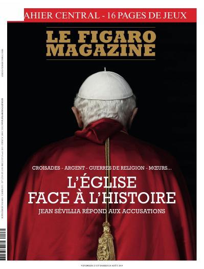 Le Figaro Magazine Du 23 Ao 251 t (2019)