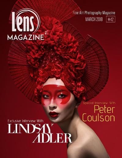 Lens Magazine   01 03 (2018)