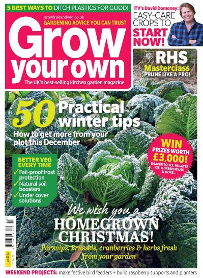 Grow Your Own  December (2018)