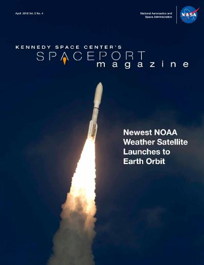 Spaceport Magazine   April (2018)