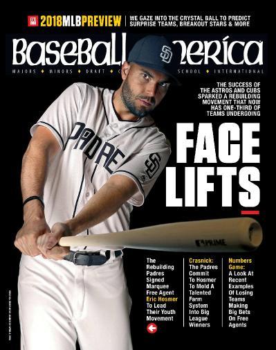 Baseball America   March 23 (2018)