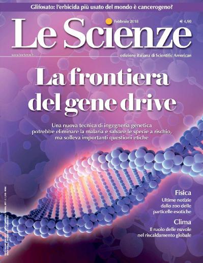 Le Scienze  febbraio (2018)