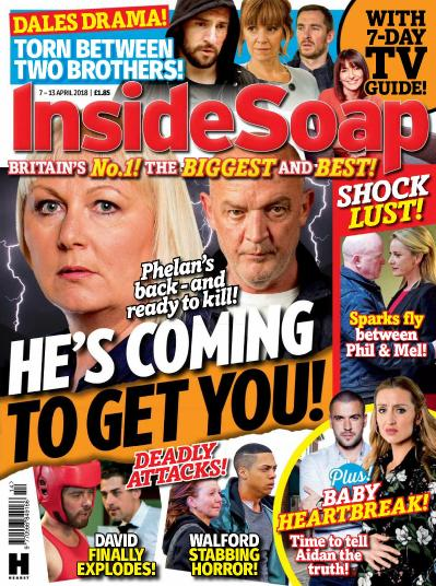 Inside Soap UK - 07 April (2018)