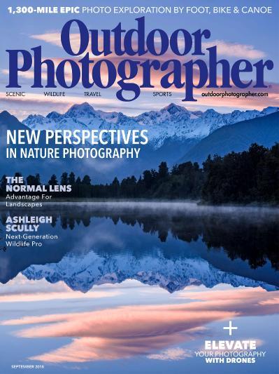 Outdoor Photographer - September (2018)