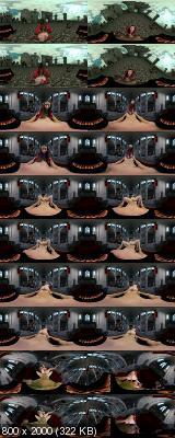 WhoreCraftVR: Casey Calvert (The Royal Treatment) [Oculus Go | SideBySide] [2160p]