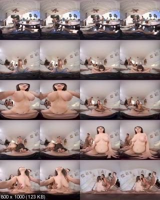 VRBangers: Abby Lee Brazil, Valentina Nappi (Grills Gone Wild! / 03.09.2019) [Oculus | SideBySide] [3072p]