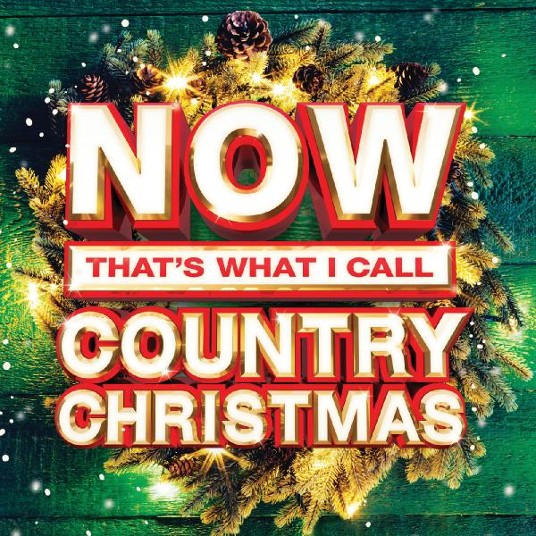 VA   NOW That's What I Call Country Christmas (2 CD) (2018)