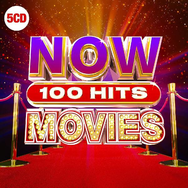 VA   NOW 100 Hits Movies(5 CD, (2019))