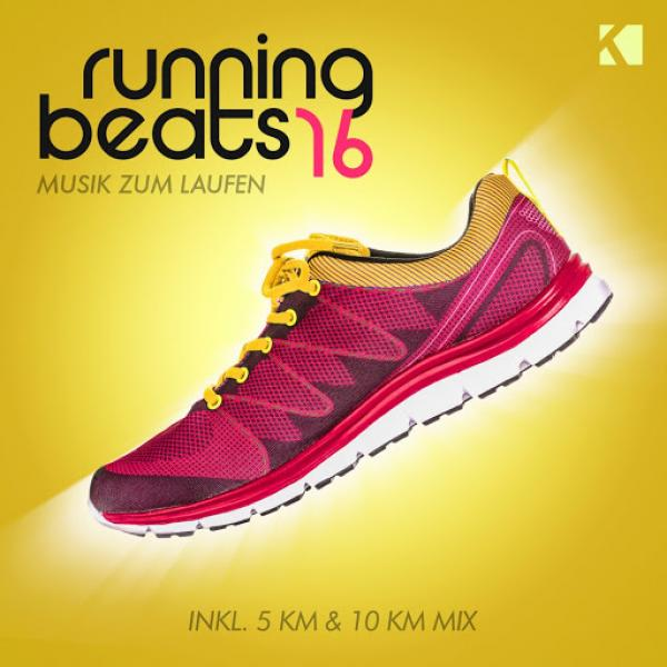 VA Running Beats 16 Musik Zum Laufen (Inkl 5  KM and 10 KM Mix) (2019)