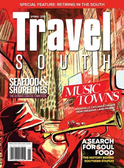Travel South - Spring (2019)