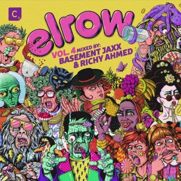 Cr2 Records Presents Elrow Vol  4 (2019)
