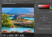 Adobe Photoshop CC 2018 19.1.9 RePack by JFK2005