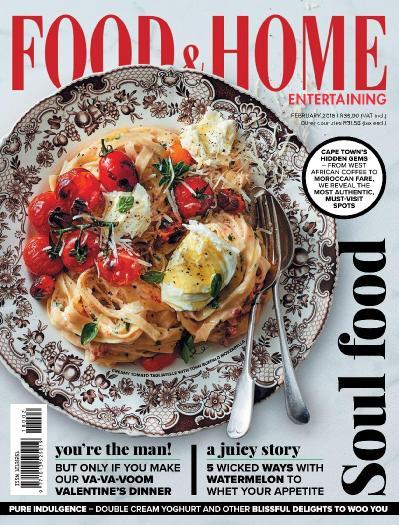 Food & & Home Entertaining  February (2018)
