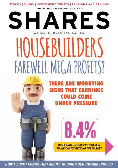 Shares Magazine  July 05 (2018)